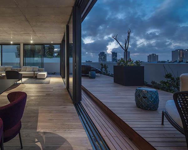 דה לוי   מלון דירות יוקרתי בתל אביב - UniqueHotels.co.il