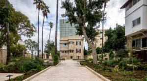 The Shumacher, boutique hotel in Haifa