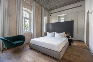 דה לוי | מלון דירות יוקרתי בתל אביב - UniqueHotels.co.il