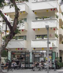 cucu hotel, boutique hotel in tel aviv