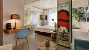 מלון קוקו | מלון בוטיק צעיר בתל אביב - UniqueHotels.co.il