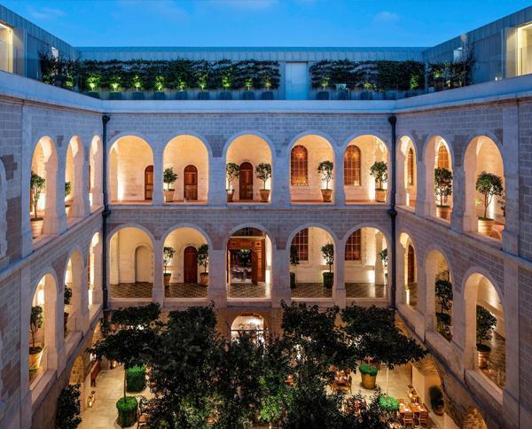 מלון ג'אפה | מלון יוקרתי בתל אביב יפו - UniqueHotels.co.il