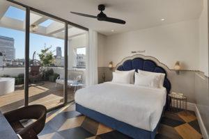 "מלון סאם אנד בלונדי | מלון בוטיק במרכז ת""א - UniqueHotels.co.il"
