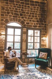 Discover Akotika Boutique Hotel and the city of old Acre