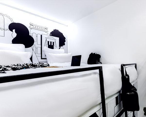 "UniqueHotels.co.il - מלון וואם   מלון פודיום בת""א"