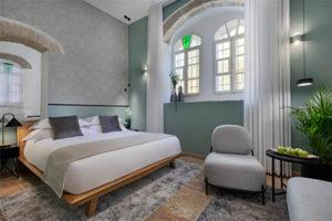 Damson-boutique hotel in jerusalem