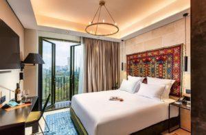 מלון יוקרתי בירושלים | מלון בראון JLM - UniqueHotels.co.il