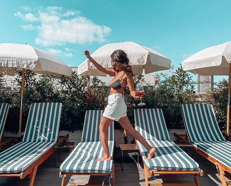 הוטל סול | מלון בוטיק במרכז תל אביב - UniqueHotels.co.il