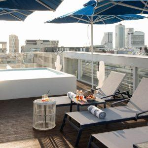 Ink Hotel | boutique hotel in TLV - UniqueHotels.co.il